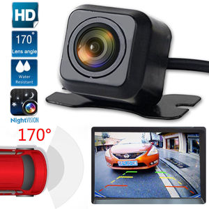 Car Reversing Image Camera Car Night Vision Adjustable HD Waterproof Rear View Camera