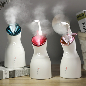 Shenzhen New Product 3 in1 520 Huimidifier Air 500ml I Love You Anti-dry Function facial humidifier
