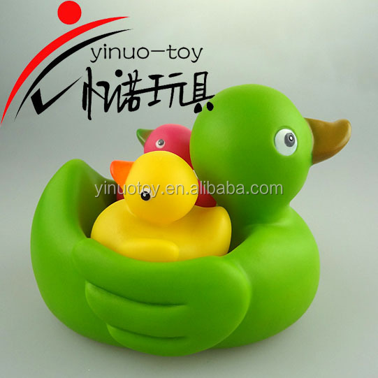 new vinyl duck style sets bath toy for kids