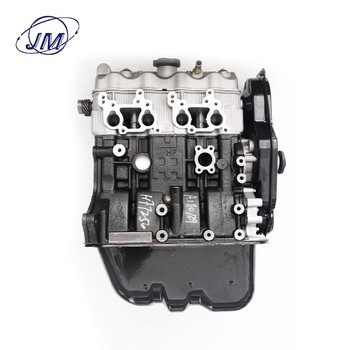 Aluminum Cast iron JL465Q  bare engine assembly for Chanan Star