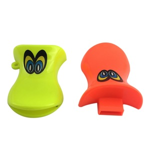 Promotion gift toys plastic mini funny duck whistle