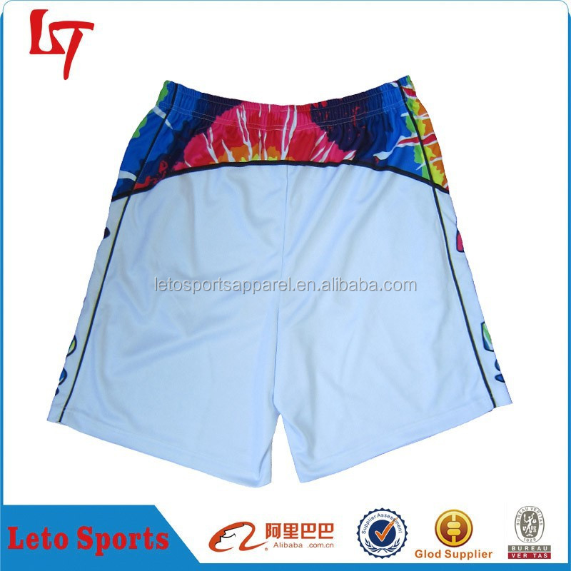 Unisex Casual Sports shorts male colourful shorts orange color pants