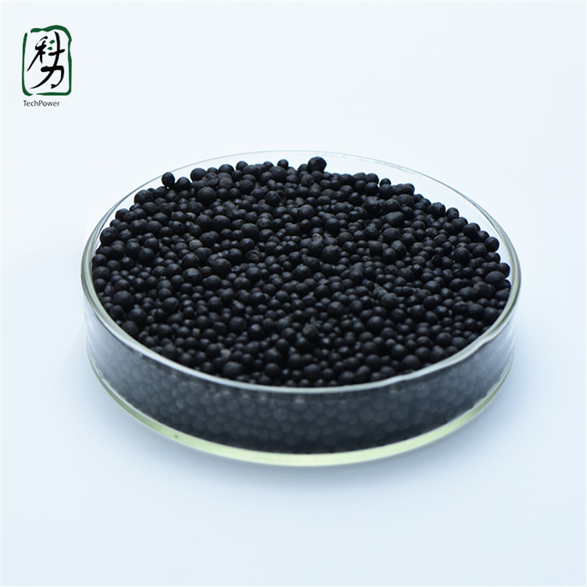 Black 100% purity organic rock phosphate fertilizer