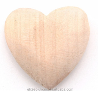 Amazon hot selling wooden hearts wooden craft wooden gift for Wooden hearts for crafts