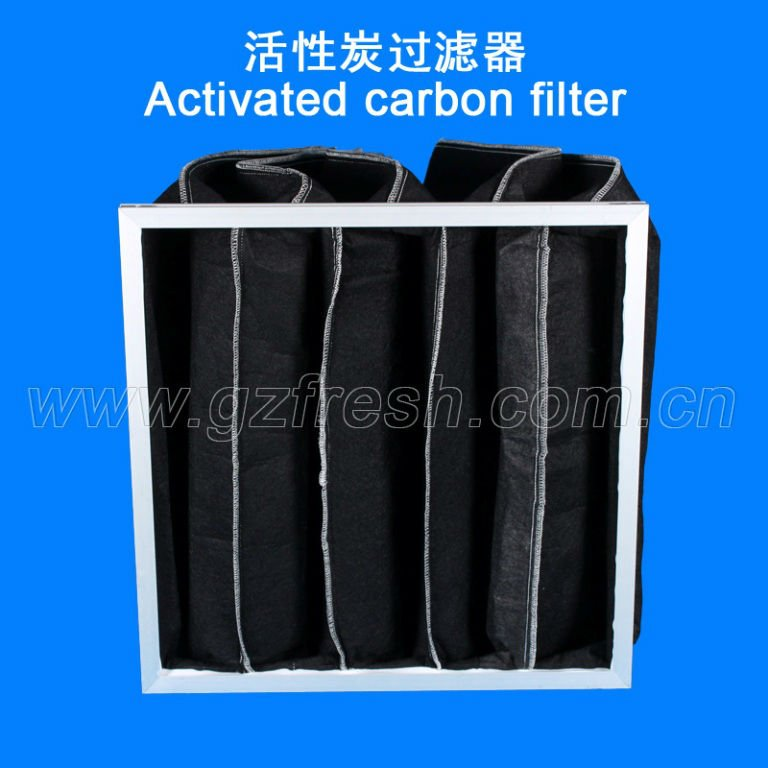 Spray Booth Carbon Bag Filter,Activated Carbon Filter,Activated ...