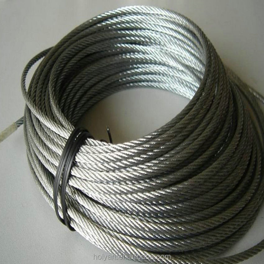 Steel Wire Rope, Steel Wire Rope Suppliers and Manufacturers at ...