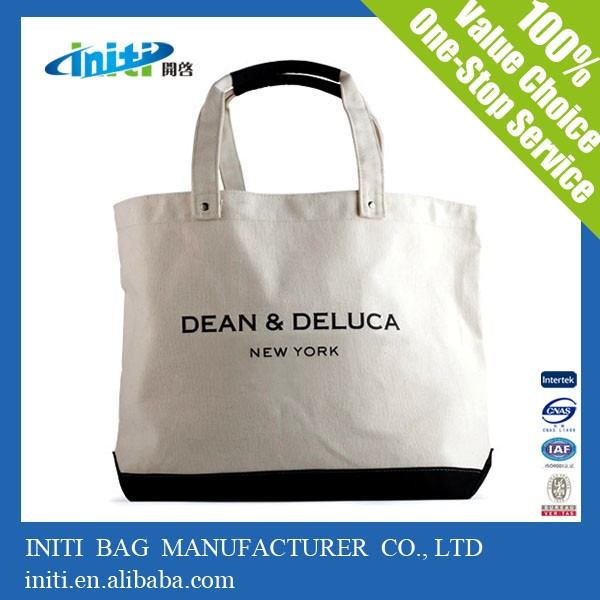 100% Cotton Canvas Bags | Fashion Custom Printed Tote Canvas Bags ...
