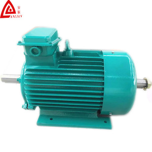 Crane spare parts 3 phase small electric induction motor 40hp