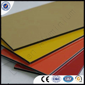 3mm/4mm Thickness NANO Aluminium Composite Cladding/Sheet Alucobo