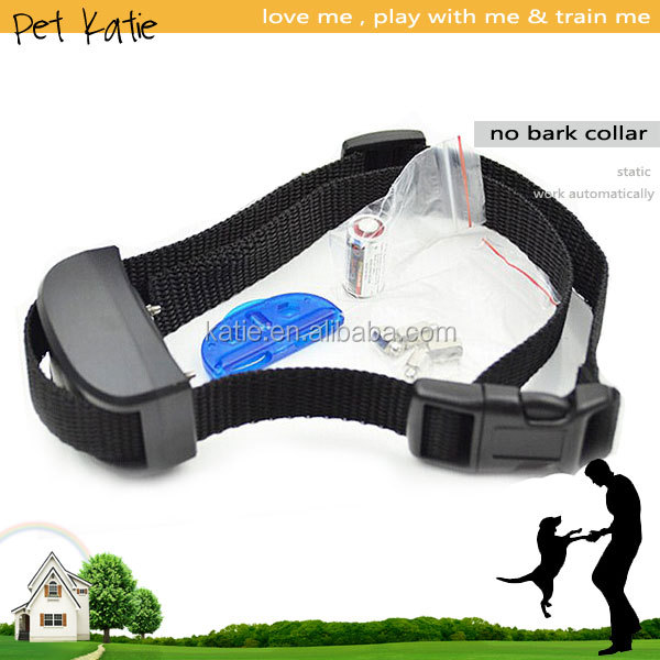 High Quality Pets Manager Electric Stop Bark Training Collars