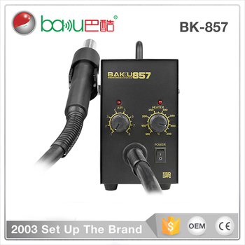 BAKU Hot Sell Hot Air BGA Rework Station Machine BK 857