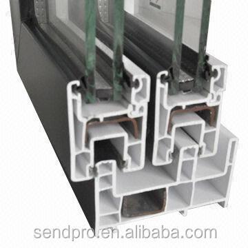 Pvc glas schiebe fenster in guangzhou gemacht aluminium for Kunststoff schiebefenster