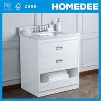 Homedee modern vanity bathroom,bathroom furniture cabinet