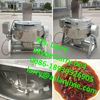 chili sauce making machine/beef paste making machine/beef sauce cooking mixer kettle