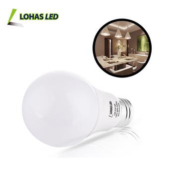 Patriot Lighting Led Bulb 9watt Dimmable A19 Light E26 E27 9w 240 Degree 60w Product