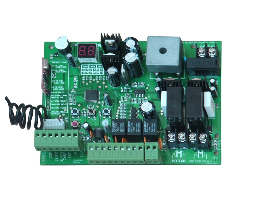Swing Gate Control Board For Good Price,Pcb Assembly,Pcb Manufacturer