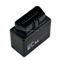 ELM327 V1.5 super OBD2 obdII Bluetooth Diagnostic Car Auto Interface Scanner with CD