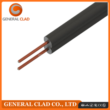 Drop Wire -copper Clad Steel Telephone Cable Fe-aa-x 80 - Buy ...