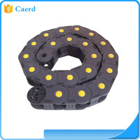 cutting machine plastic drag chains, nylon carrier, cable tray