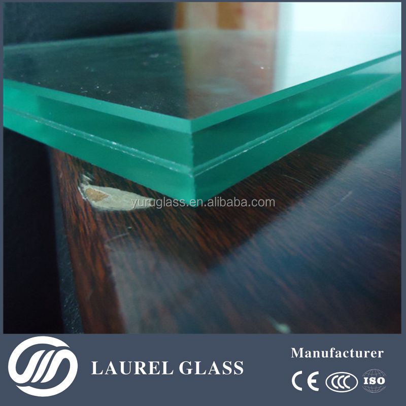 6.38mm 8.38 mm 12.38mm clear and colored laminated <strong>glass</strong> prices with CCC ISO SGCC certificate