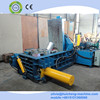 Hydraulic automatic scrap metal cans baler machine for sale