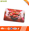 Promotional gifts mouse pad with heat transfer print
