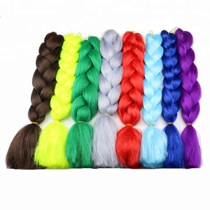 Wholesale Ombre Braiding Hair in Bulk 41 inch 165g Synthetic Jumbo Braids Hair Extensions