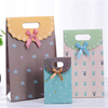 Cute logo of the gift factory outlet guess paper bag