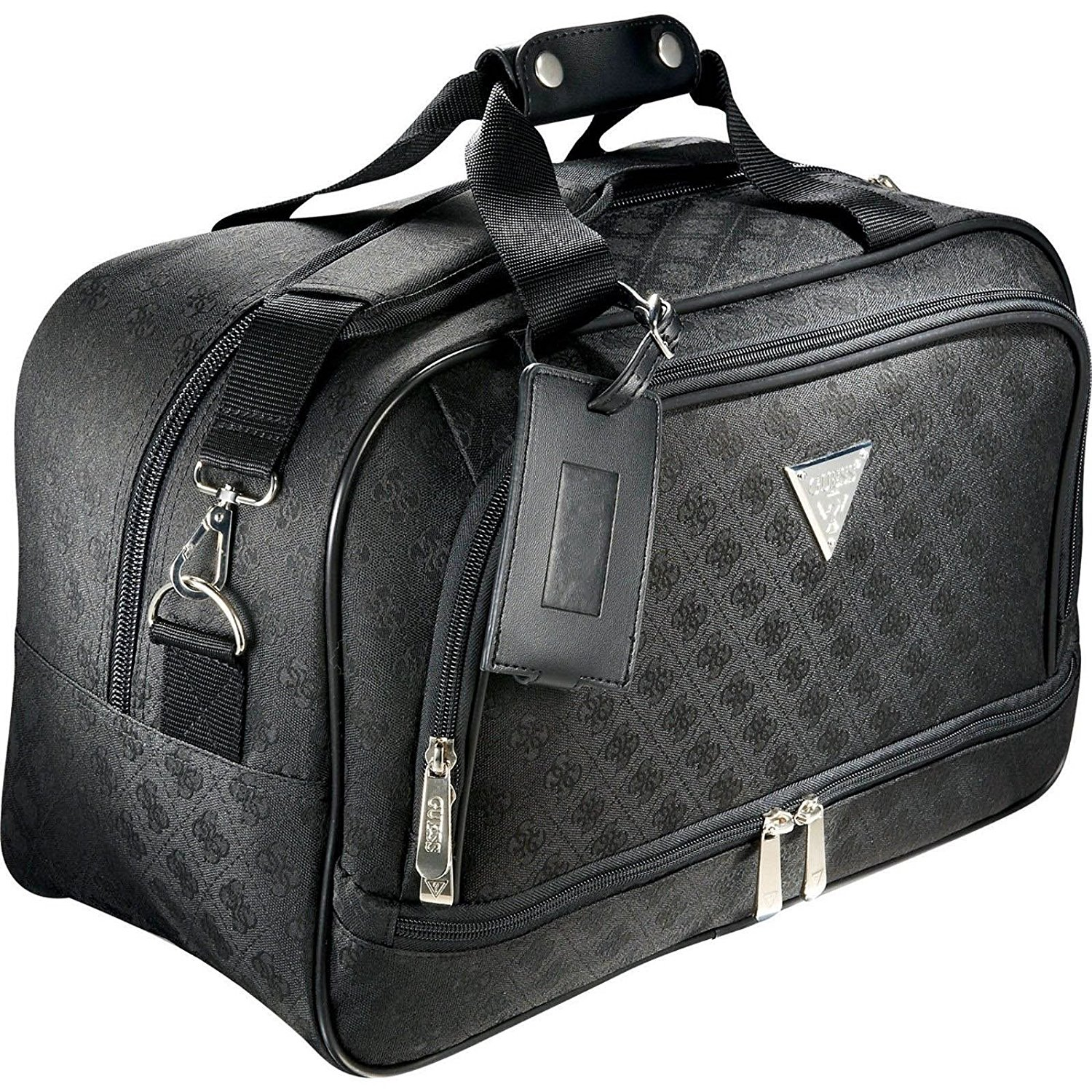 Get Quotations · Guess Signature Travel Laptop and tablet Black Tote Bag ab4330d97c407