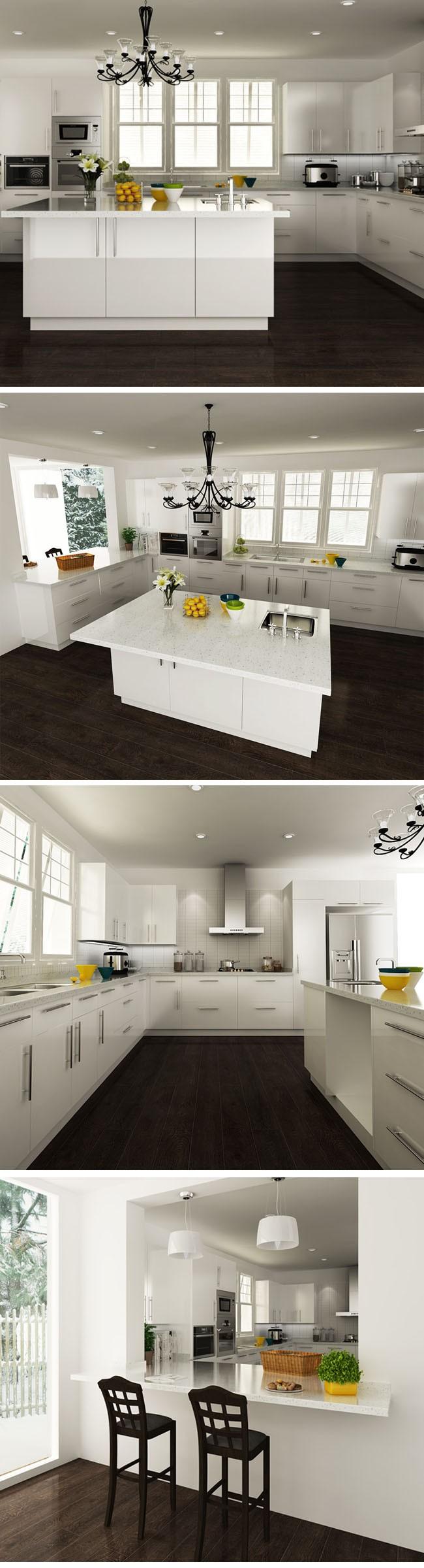 Kitchen Furniture Australia Australia Modern Villa Project High Gloss Lacquer Kitchen Cabinets