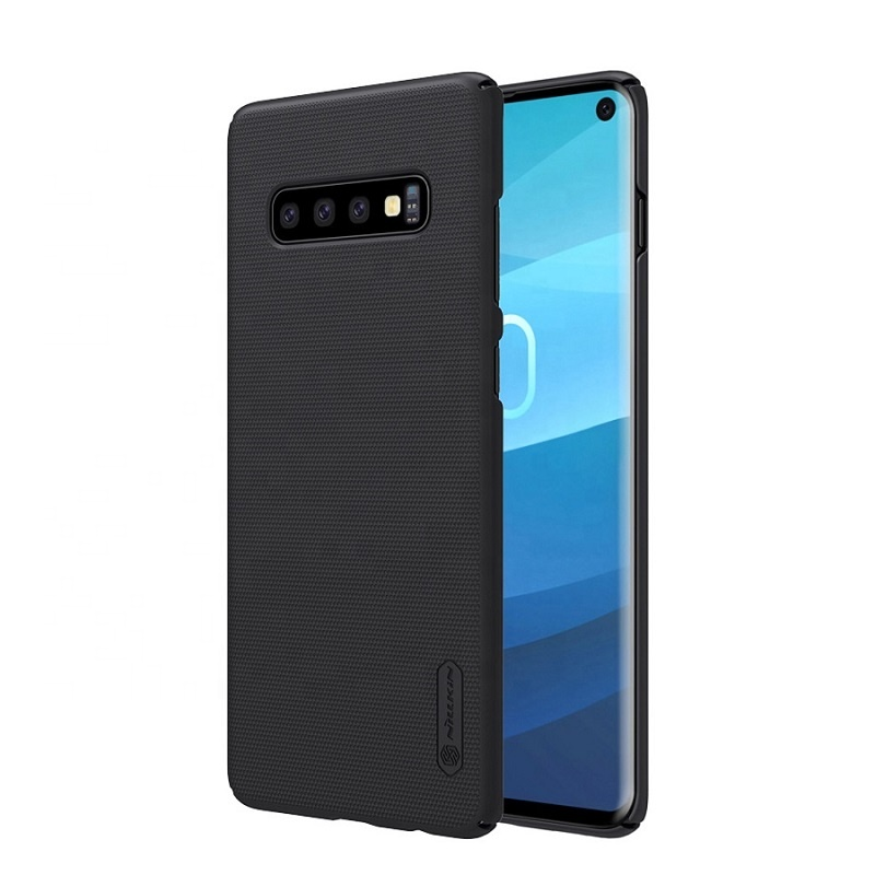 Nillkin Frosted Shield Hard PC Case Phone Cover For Samsung Galaxy S10 Lite Plus фото