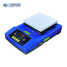 Laboratory High Quality Temperature Cheap Magnetic Stirrer with Heating Hot Plate