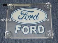 "el products: car sticker for ""FORD"""