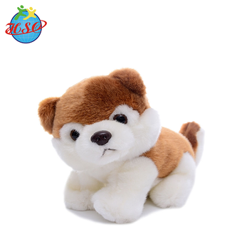 Plush Fat Dog Toy Stuffed Plush Animals