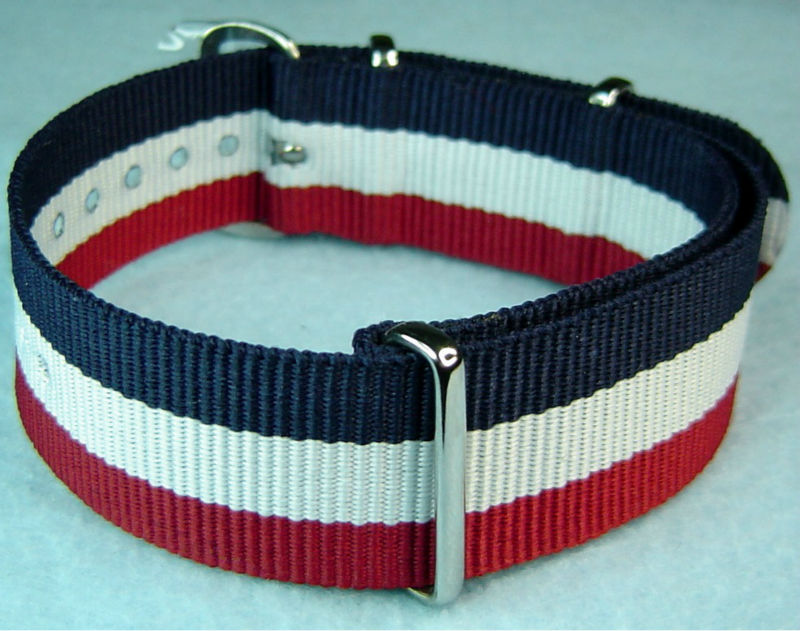 20mm nylon watch strap,nylon watchband ,nylon band