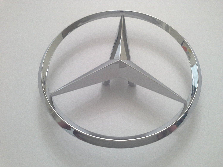Smart Fortwo Mercedes Benz Star Emblem