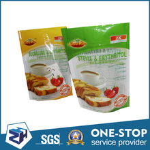 High quality resealable aseptic animal feed bags