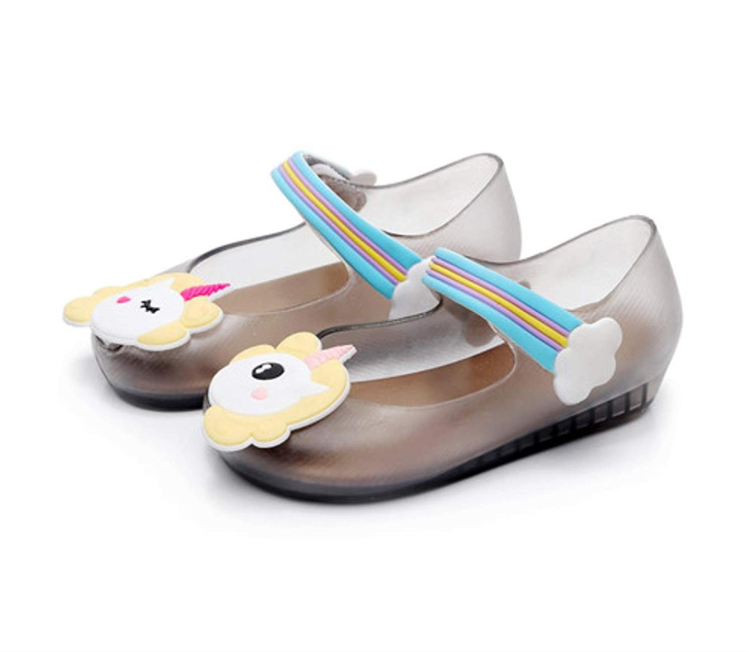 09e82913cac4 Get Quotations · Girls Children Beach Mini Melissa Jelly Shoes Fish Head  Slippers Cute Princess Shoes