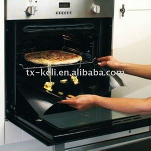 PTFE Non-stick Oven Guard/Liner protecting oven bottom
