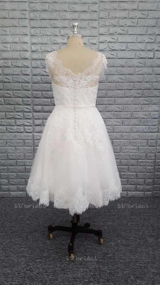 China Bridal Wedding Knee Length Gown Manufacturers And Suppliers On Alibaba