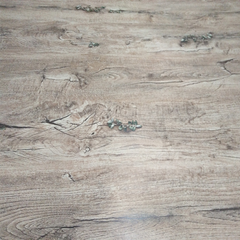 Small Flower Design Woman Like Composite Real Wood Look Waterproof Laminate Flooring Indoor Use