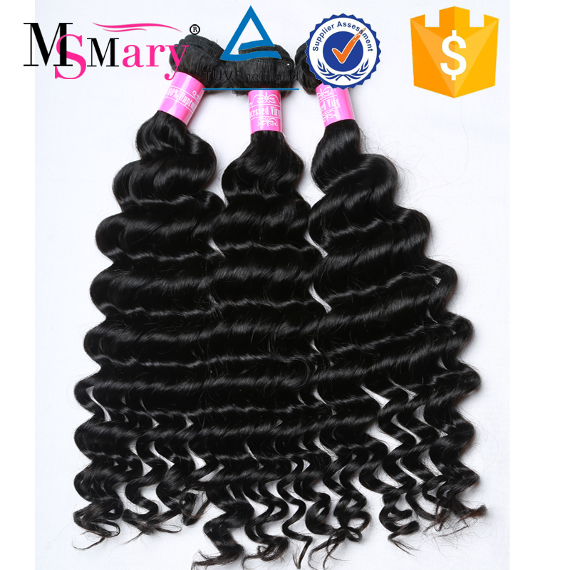 No Tangle No Shedding Curly 7A Grade Raw Unprocessed Cambodian Virgin Hair