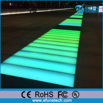 Multi Color Changing Walkway Driveways Led Paver Lights