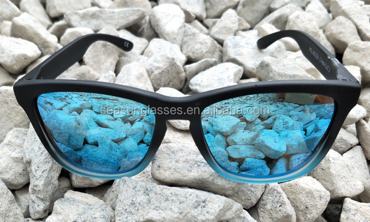 Custom new UV400 polarized PC sunglasses optional colour outdoor sport protective glasses unisex full frame fashion sunglasses