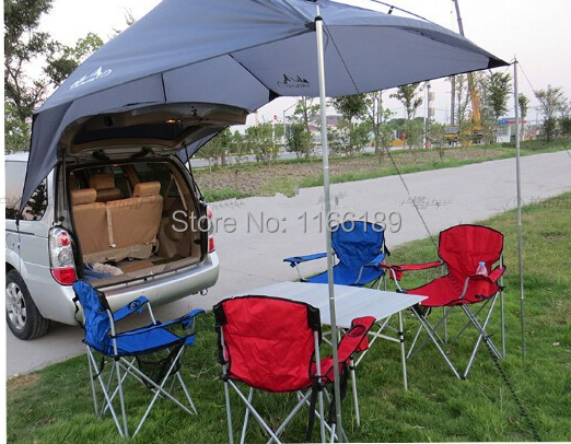 new car casual outdoor party camping equipment car camping tents outing automotive supplies