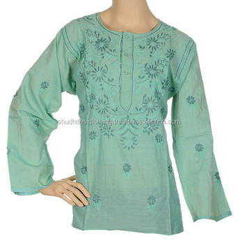424f6f7b7481e4 Women's Tunics Wholesaler Made In India Women's Top Online India ...