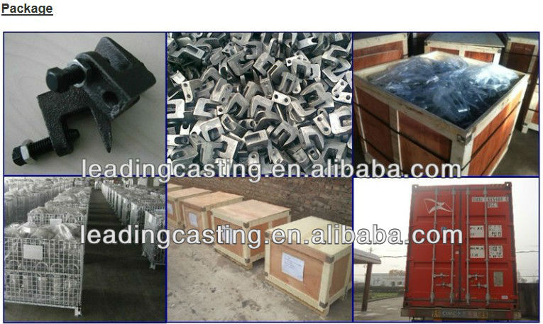 Ductile Iron Casting Pillow Block Bearing Housing