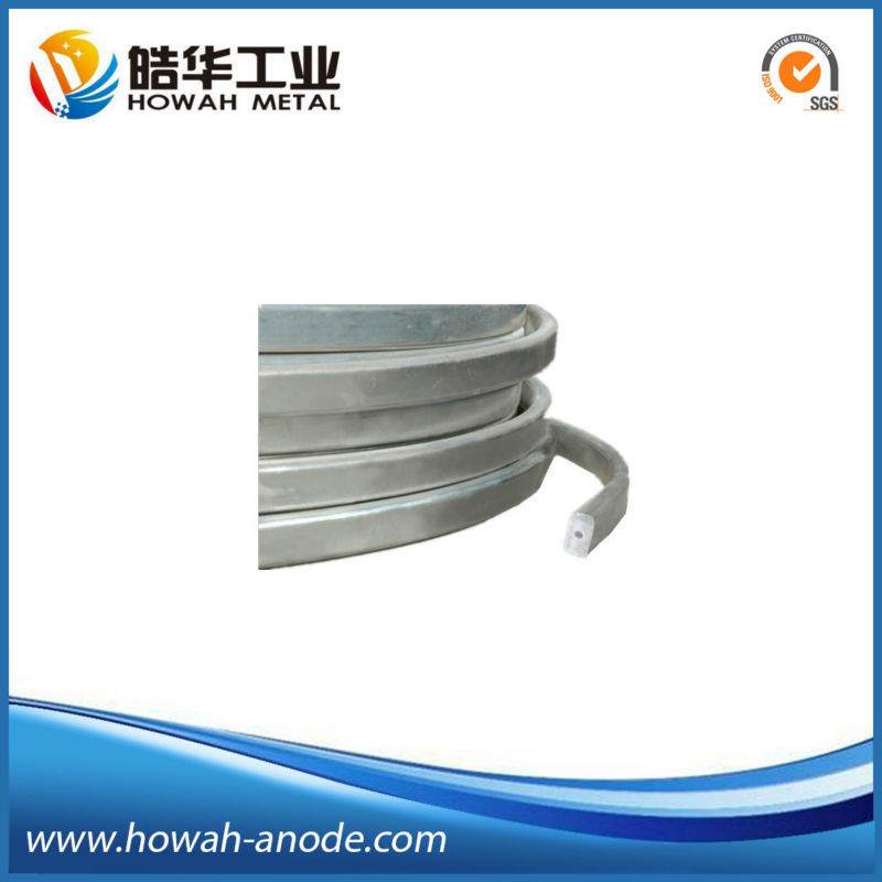 manufacture of Magnesium Ribbon for cathodic protection