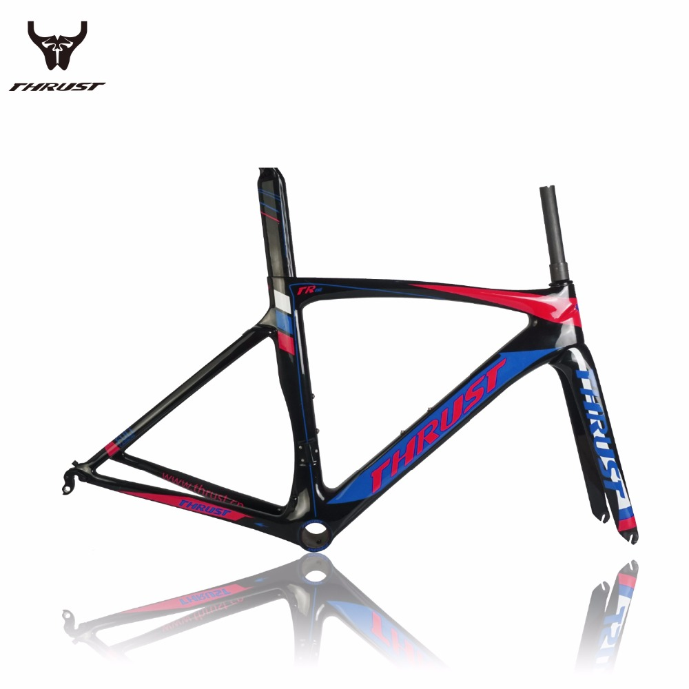 2017 carbon fiber road bicycle frame High Quality Carbon Road Bike Parts