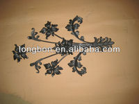 Top-selling wrought iron fence finials